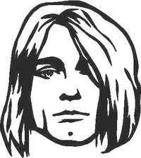 Nirvana Decal / Sticker 04
