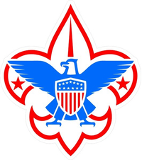 Boy Scouts Decal / Sticker 02