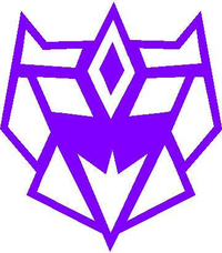 Decpticon G2 Transformers Decal / Sticker 03