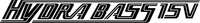 Glasstream Boats HydraBass 15V Decal / Sticker 01