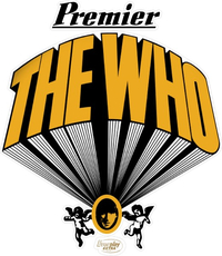 The Who Decal / Sticker 02
