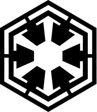 Star Wars Galactic Empire Decal / Sticker 02