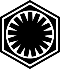 First Order Decal / Sticker 02