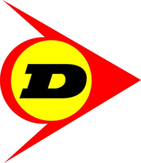 Dunlop Decal / Sticker 06