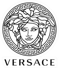 Versace Decal / Sticker 08