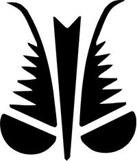 Babylon 5 Decal / Sticker 42