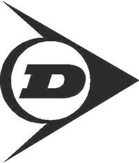 Dunlop Decal / Sticker 05