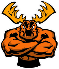 Moose Off-Road Decal / Sticker
