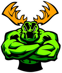 Moose Off-Road Decal / Sticker 09