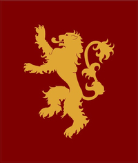 Game of Thrones House Lannister Decal / Sticker 01