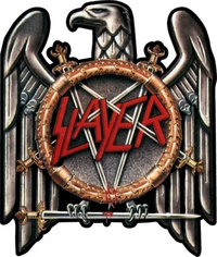 Slayer Decal / Sticker 11