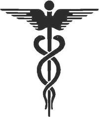 Medical Logo Decal / Sticker