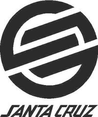 Santa Cruz Decal / Sticker 01