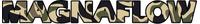 Magnaflow Tan Camo Decal / Sticker 03