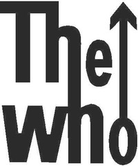The Who Decal / Sticker
