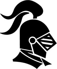 Knight Decal / Sticker 01