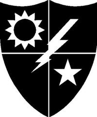 Ranger Infantry Regiment Crest Decal / Sticker