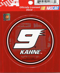 9 Kasey Kahne Decal / Sticker