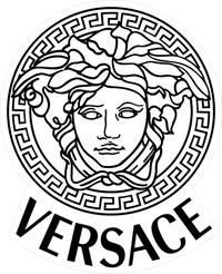 Versace Decal / Sticker 05