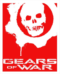 Gears of War Decal / Sticker 06