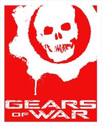 Gears of War Decal / Sticker 06