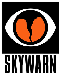 Skywarn Decal / Sticker 01
