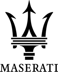 Maserati Decal / Sticker 04