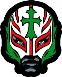 Rey Mysterio Decal / Sticker 01