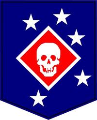 Marine Raiders Decal / Sticker 02
