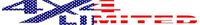 Z RAM American Flag 4x4 Limited Decal / Sticker 01