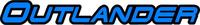Can-Am Outlander Decal / Sticker 05