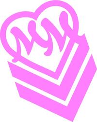 Metal Mulisha Meidens Decal / Sticker 10