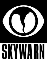 CUSTOM SKYWARN DECALS and SKYWARN STICKERS