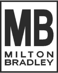 Milton Bradley Decal / Sticker