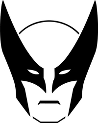 X-Men Wolverine Decal / Sticker 12