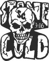 Stone Cold Skull Decal / Sticker