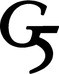 G5 Hunting Decal / Sticker