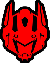 Transformers BumbleBee Decal / Sticker 04