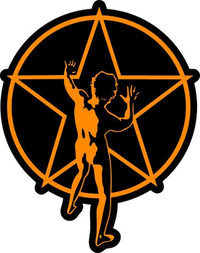 Rush Star Man Decal / Sticker 05