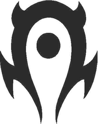 World of Warcraft Horde Decal / Sticker
