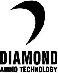 CUSTOM DIAMOND AUDIO DECALS and STICKERS