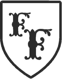 Foo Fighters Crest Decal / Sticker 05