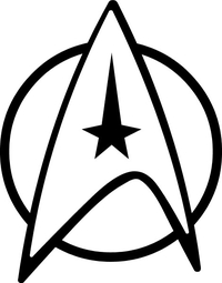 Star Trek Decal / Sticker 22