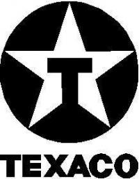 CUSTOM TEXACO DECALS and TEXACO STICKERS