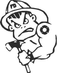 Fireboy Decal / Sticker 03