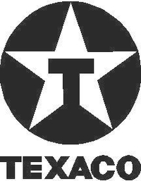 Texaco Decal / Sticker