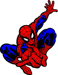 Spiderman Decal / Sticker 04