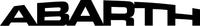 Fiat Abarth Decal / Sticker 38