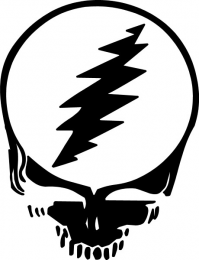 CUSTOM GRATEFUL DEAD DECALS and STICKERS