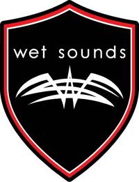 Wet Sounds Decal / Sticker 04